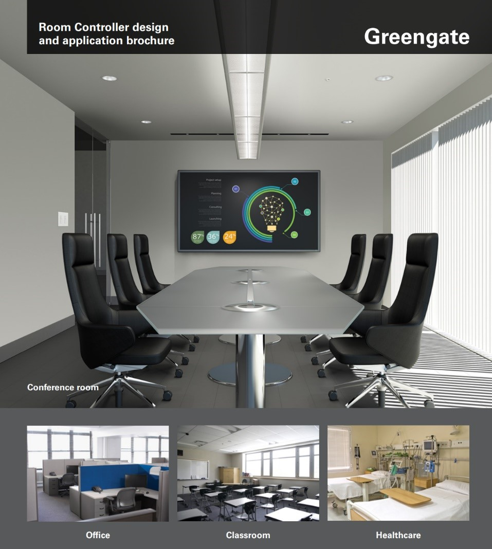 Greengate Room Controller Design & Application Guide
