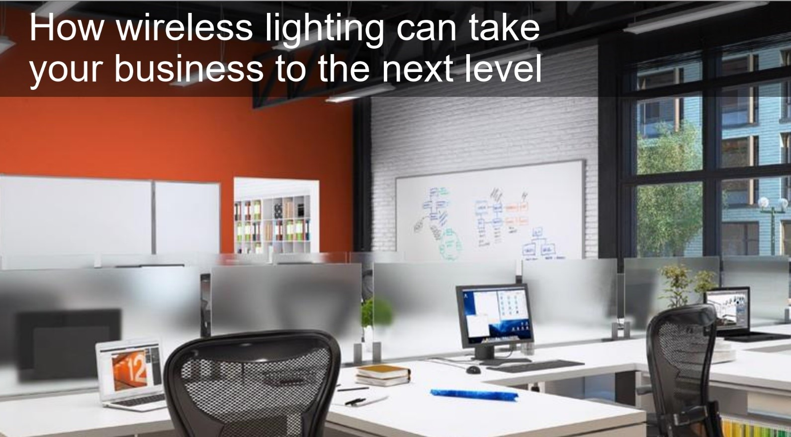 Wireless Lighting For Your Business
